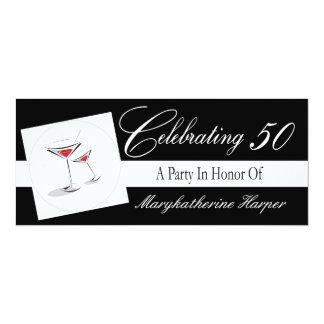 Uitnodiging voor een 50ste Partij van de