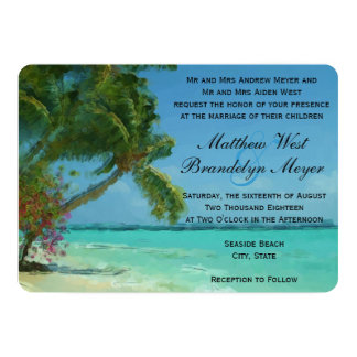 Uitnodigingen van het Huwelijk van de Bestemming