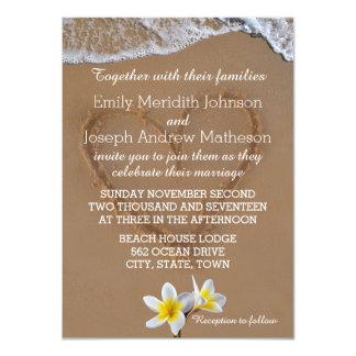 Uitnodigingen van het Huwelijk van de Golf van