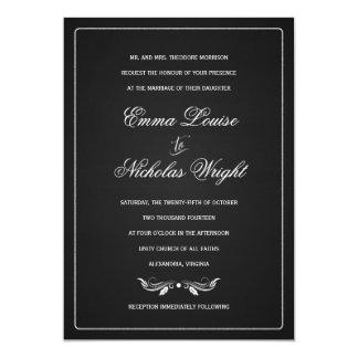 Uitnodigingen van het Huwelijk van de Typografie