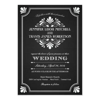 Uitnodigingen van het Huwelijk van het Bord van