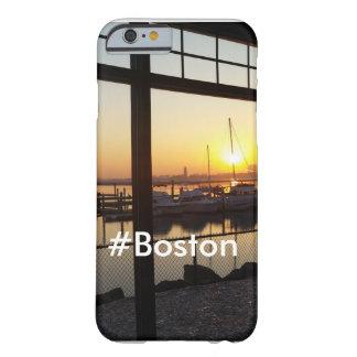 Uitzicht van Boston Barely There iPhone 6 Hoesje