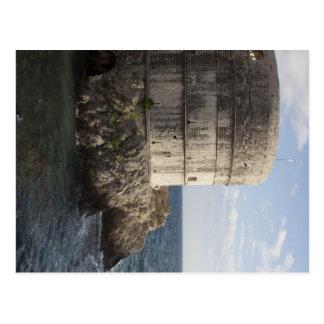 Uitzicht van Dubrovnik, Kroatië Briefkaart