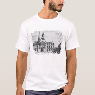 Uitzicht van Hopital des Incurables T Shirt