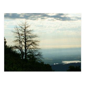 Uitzicht van Morrison, Colorado Briefkaart