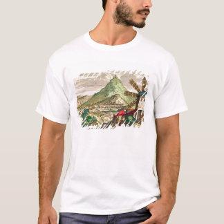 Uitzicht van Potosi in Bolivië T Shirt