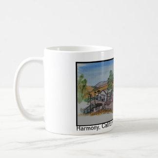 Uitzichten van San Luis Obispo, Harmonie Koffiemok
