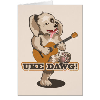 Uke Dawg! Kaart