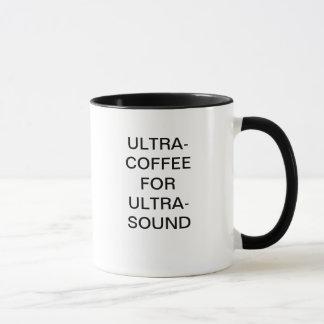 ULTRA-KOFFIE VOOR ULTRASONE KLANK MOK