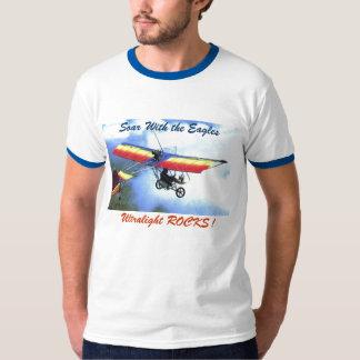 ultralite, stijg met Eagles, Ultralight ROC… T Shirt