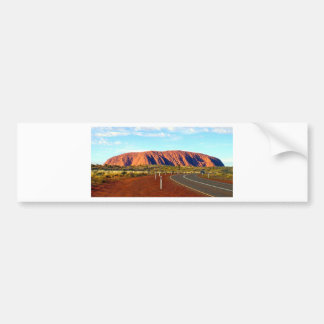 Uluru/Rots Ayers - Australië Bumpersticker