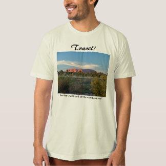 Uluru (Rots Ayers) T Shirt