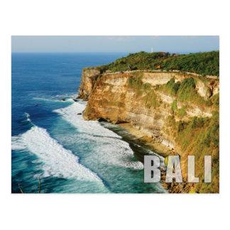 Uluwatu - Bali, Indonesië Briefkaart