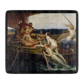 Ulysses en de Kleine Scherpe Raad van Sirenes Snijplank