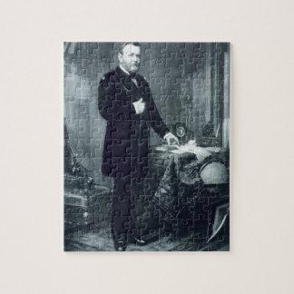 Ulysses S. Grant, 18de President van Verenigde Sta Puzzel