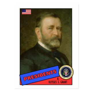 Ulysses S. Grant Baseball Kaart