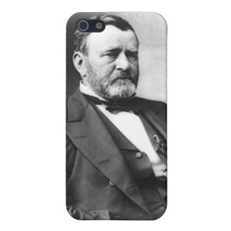 Ulysses S. Grant iPhone 5 Covers