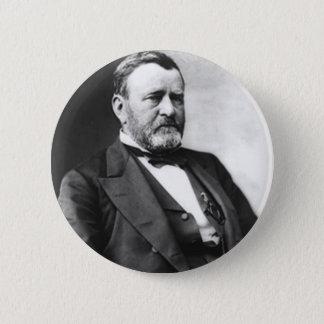 Ulysses S. Grant Ronde Button 5,7 Cm
