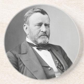 Ulysses S. Grant Zandsteen Onderzetter