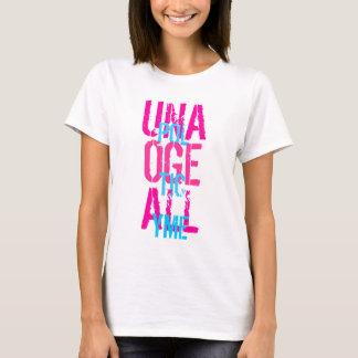 Unapologetically me T - shirts door MDillon Design