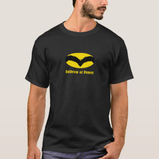Unibrow van duisternis t shirt