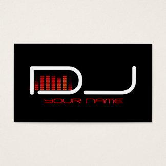 Uniek DJ- Visitekaartje