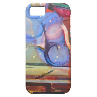 uniek en kleurrijk trendy huisdecor tough iPhone 5 hoesje