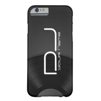 Uniek iPhone6/6s hoesje van DJ met