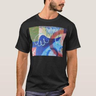 Uniek Trendy Modern Oog die ontwerp vangen T Shirt