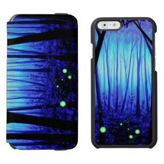 Unieke Blauwe BosiPhone 6 van de Fantasie het