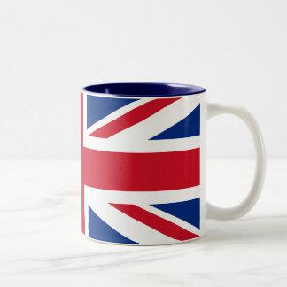 Union Jack het Verenigd Koninkrijk Bekers
