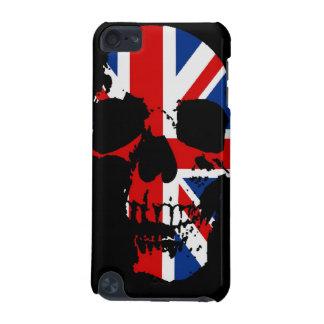 Union Jack van buitenbeentjes schedel iPod Touch 5G Hoesje