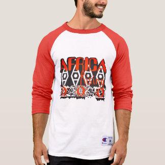 Unisex- Oranje Bovenkant T Shirt