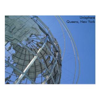 Unisphere Briefkaart
