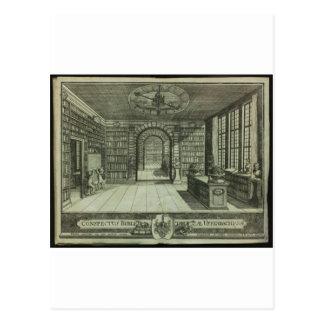 Universalis van Bibliotha Briefkaart