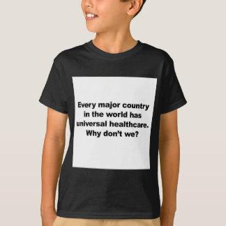Universele Gezondheidszorg T Shirt