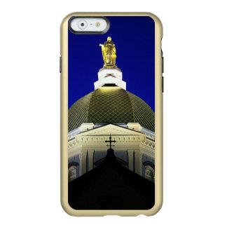 Universiteit van Gouden iPhoneHoesje van Notre Incipio Feather® Shine iPhone 6 Hoesje