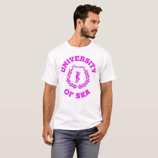 Universiteit van het roze van Ska Coventry T Shirt