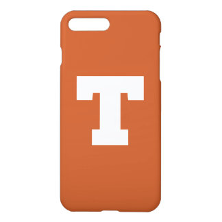Universiteit van Texas | het Logo van Texas iPhone 8/7 Plus Hoesje