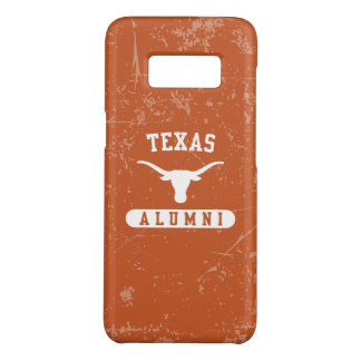 Universiteit van Texas | Longhorns Oudstudenten Case-Mate Samsung Galaxy S8 Hoesje