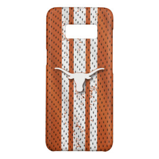 Universiteit van Texas | Patroon van Longhorns Case-Mate Samsung Galaxy S8 Hoesje