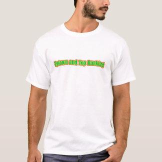 Uptown en hoogste rangschikkend t-shirt
