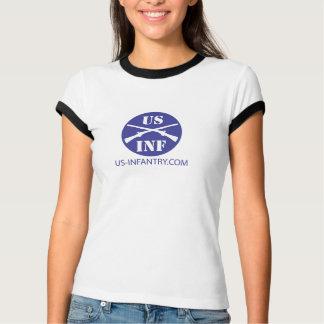 US-Infantry.com de Bel van Dames T Shirt