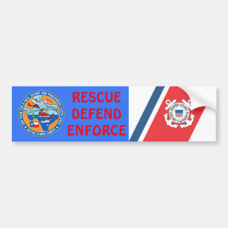 USCG Post Corpus Christi Texas Bumpersticker