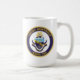 USCGC Bertholf wmsl-750 Koffiemok