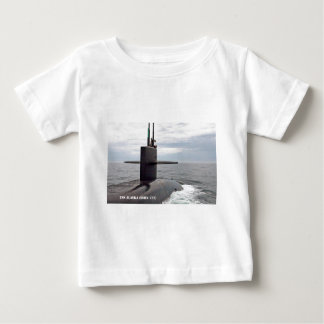 USS ALASKA BABY T SHIRTS