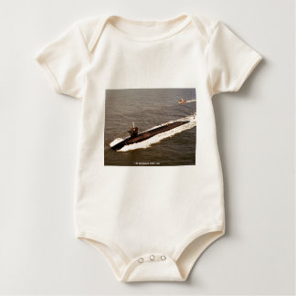 USS TENNESSEE BABY SHIRT