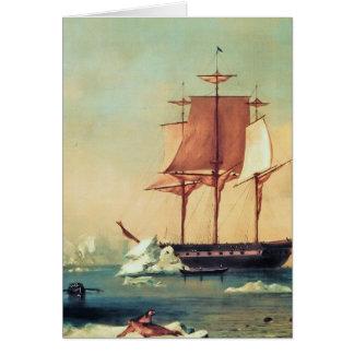 USS Vincennes Kaart