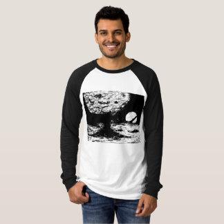 UV boom op titaan T Shirt