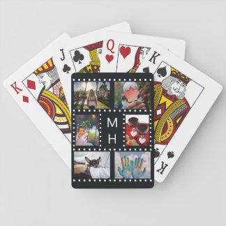 """UW FOTO'S & """"van de de filmstrook"""" van het Pokerkaarten"""